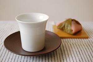 白山陶器 BIANCOミニカップ