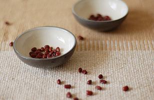 益子焼 粉引豆鉢