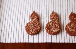『黒味醂ショコラクッキー』