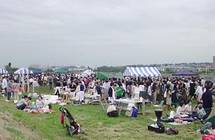 もみじ市 2008