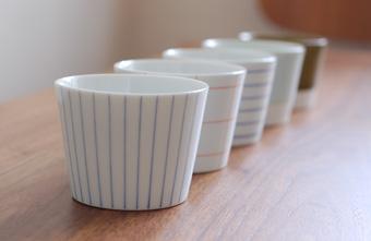 波佐見焼 esカップ
