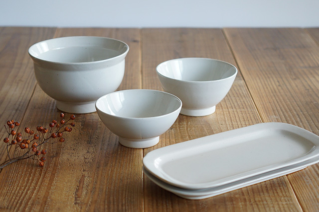 CLASKA DO 陶器シリーズ